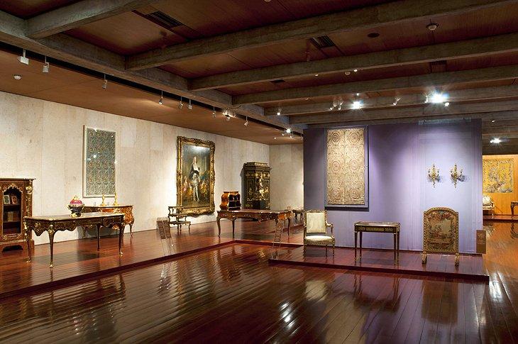 موزه Calouste Gulbenkian، لیسبون