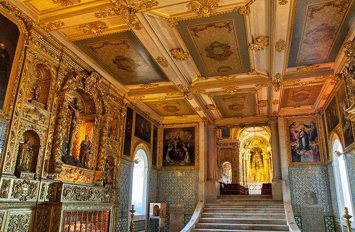 Tile Museum Portugal : Visiting museu nacional do azulejo convento da madre de