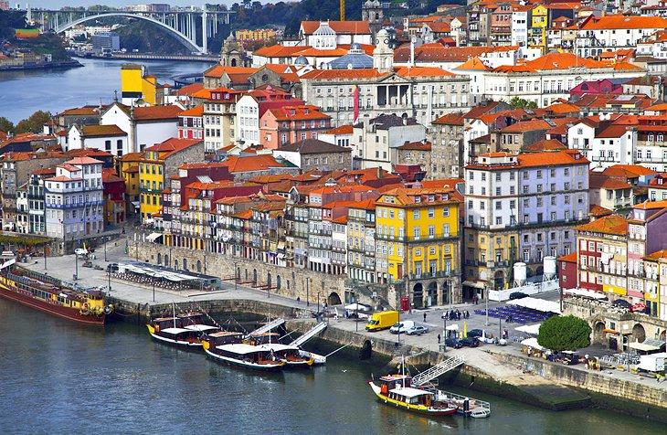 14 TopRated Tourist Attractions in Porto – Porto Tourist Map