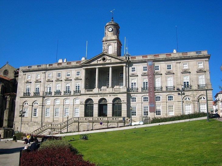 Palácio da Bolsa، Oporto