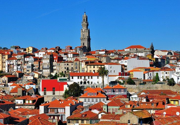 Torre de Clérigos, Oporto