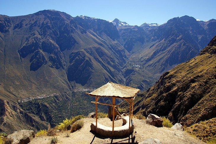 Colca Canyon (Cañon del Colca)