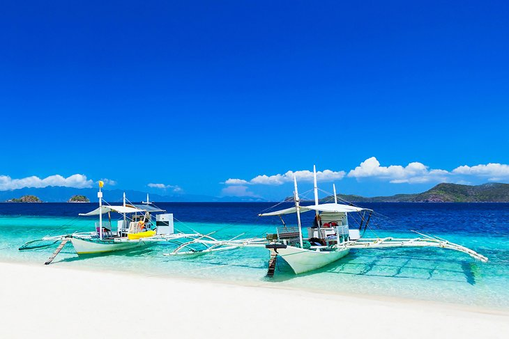 ساحل سفید بوراکای فیلیپین