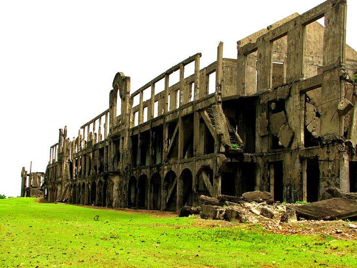 جزیره تاریخی کورگیدور فیلیپین