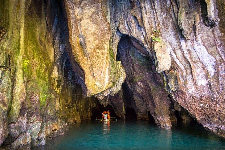 رودخانه زیرزمینی پورتو پرینسسا فیلیپین