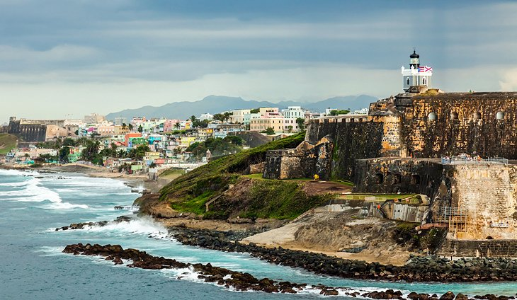 an overview of the geography of san juan puerto rico Puerto rico has changed from an agricultural economy, based primarily on sugar, tobacco, and coffee products, to a thriving modern industrial and services oriented.