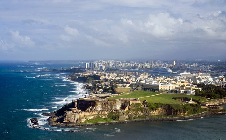 12 TopRated Tourist Attractions in San Juan – Puerto Rico Tourist Map