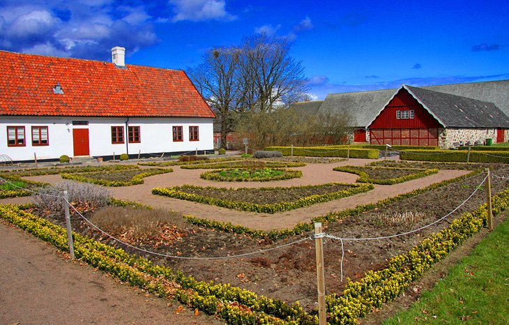 Fredriksdal Open-Air Museum (Friluftsmuseum)