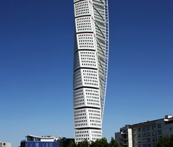 11 top rated tourist attractions in malmo planetware turning torso publicscrutiny Choice Image