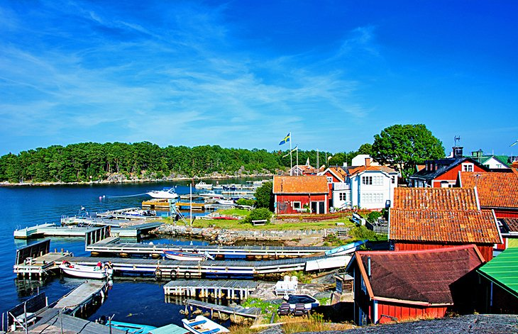 The Island of Sandhamn