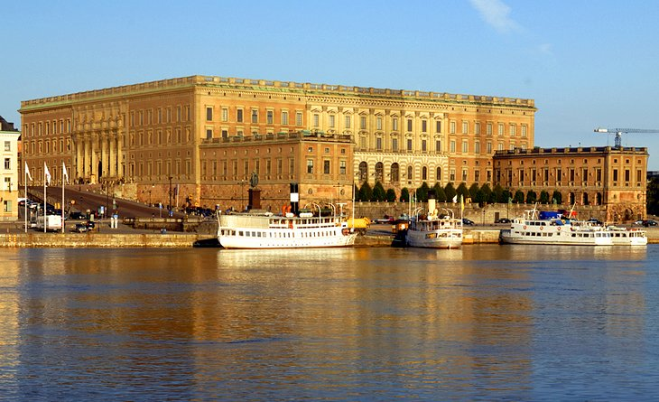 The Royal Palace (Sveriges Kungahus)