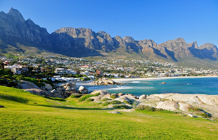 Clifton and Camps Bay Beaches