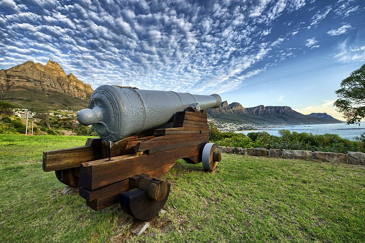 Signal Hill and the Noon Gun