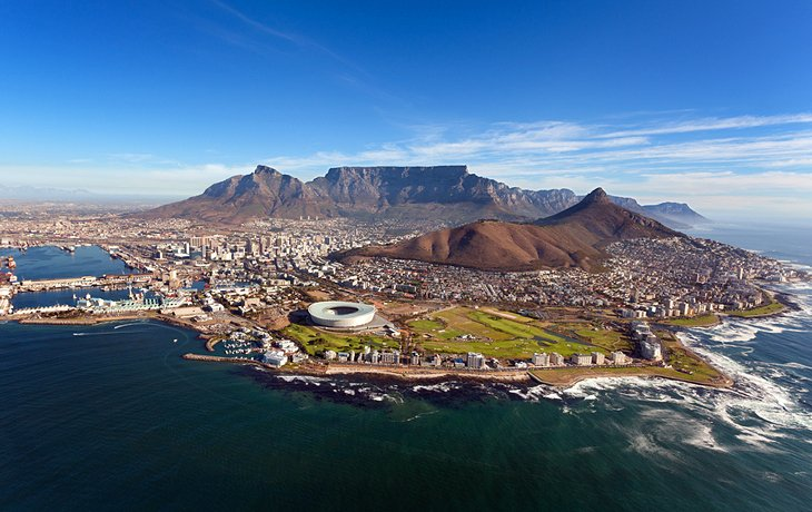 Hotels Near Table Mountain Cape Town South Africa