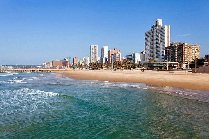 Where to stay in durban best areas hotels 2018 planetware - Vol durban port elizabeth ...