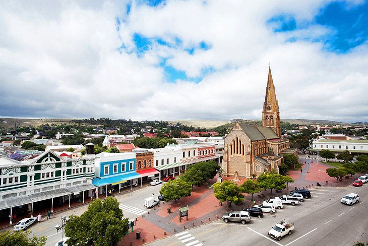 Grahamstown: Settler Country