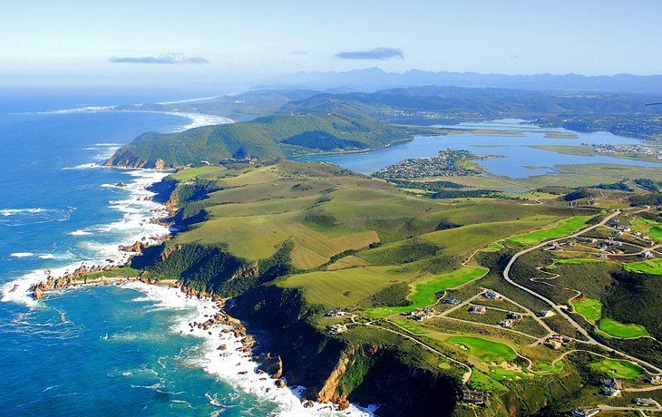 Knysna Heads & the Knysna Forest