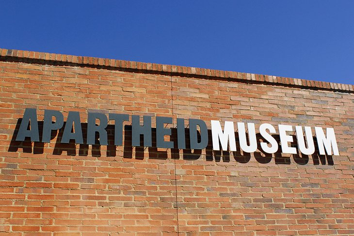 The Apartheid Museum, Johannesburg