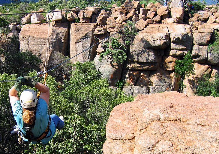 Magaliesberg Canopy Tour, North West Province