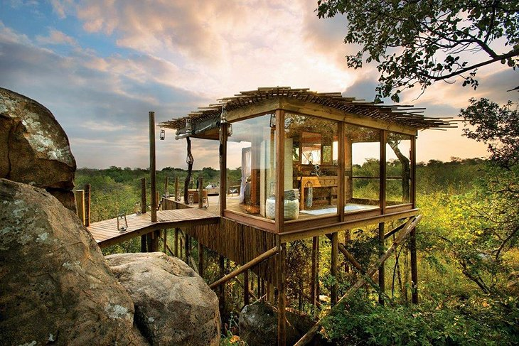 10 top rated luxury safari lodges in south africa, 2018 planetwarephoto copyright lion sands ivory lodge