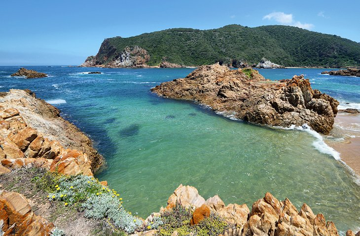 Knysna Heads, The Garden Route