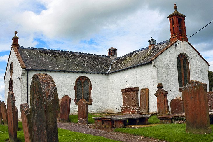 The Ruthwell Kirk and Cross