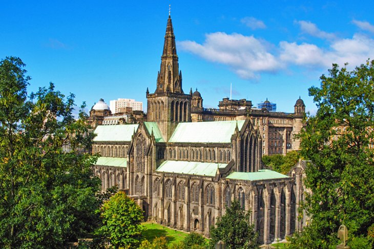 Glasgow Cathedral: St Mungo