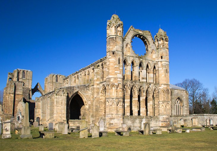 The Lantern of the North: Elgin and its Historic Cathedral