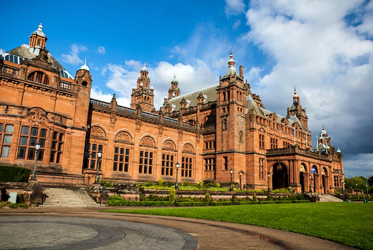 10 TopRated Tourist Attractions in Glasgow – Tourist Map Glasgow