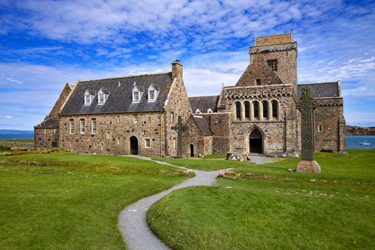 The Island of Iona's Early Christian Heritage