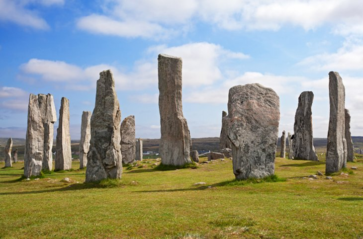 Calanais Standing Stones - Isle of Lewis