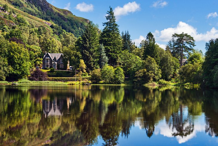 Top Rated Tourist Attractions Around Loch Lomond Planetware