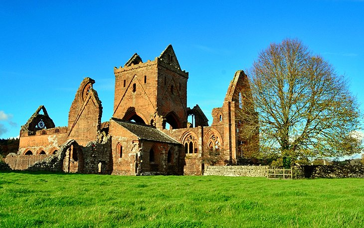 New Abbey: The Sweetheart Abbey