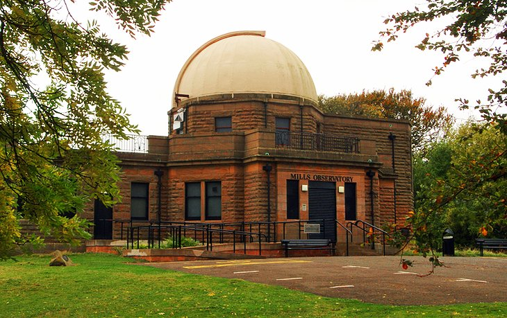 The Mills Observatory