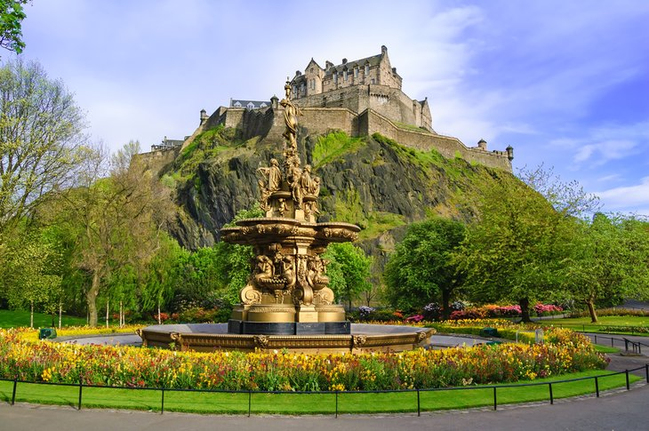 10 TopRated Tourist Attractions in Scotland – Edinburgh Tourist Map