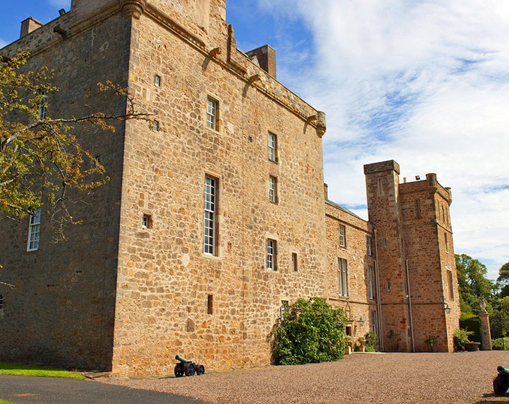 Haddington: Lennoxlove House, Great Golf, Dramatic Seascapes