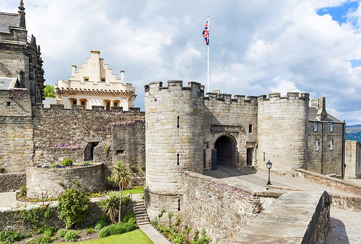 Stirling's Historic Battles and Castle