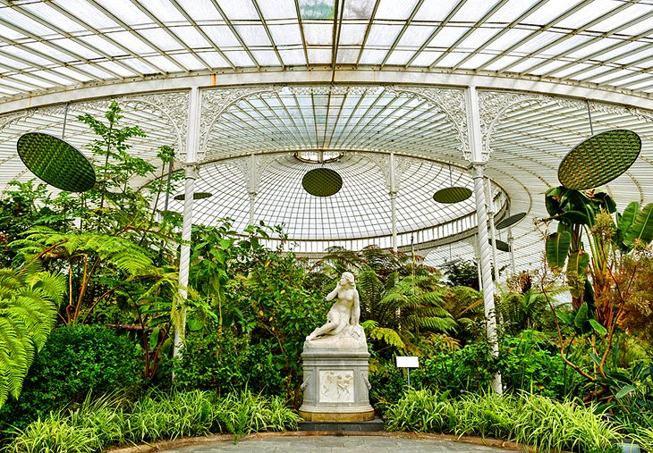 Kibble Palace and Glasgow Botanic Gardens