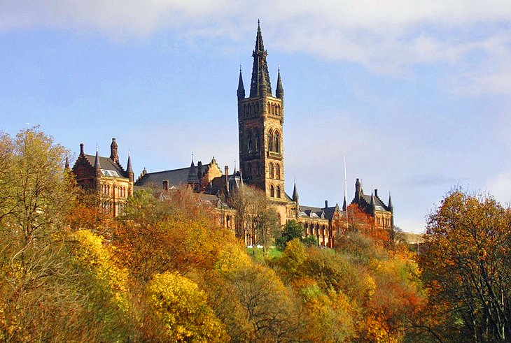 The University of Glasgow: The Hunterian Museum and Art Gallery