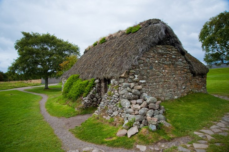 Culloden Battlefield and Visitors Centre