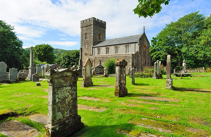 Kilmartin Church