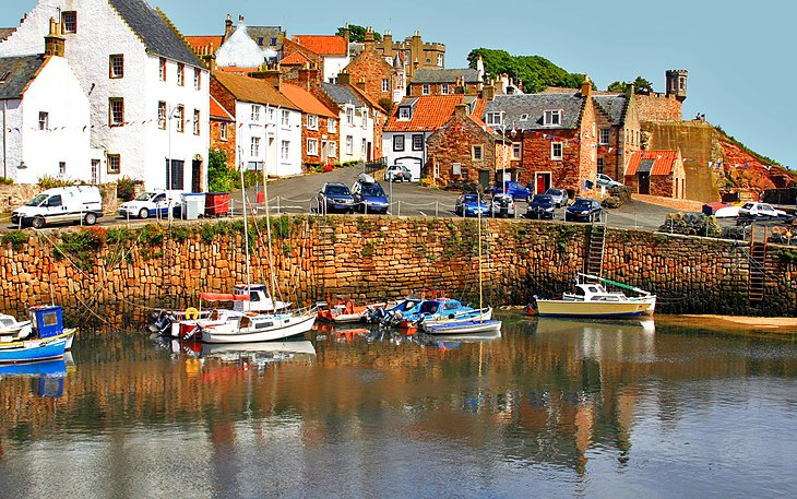 The Quaint Wee Village of Crail