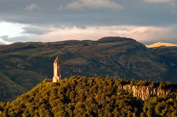 Scotland Wallace monument