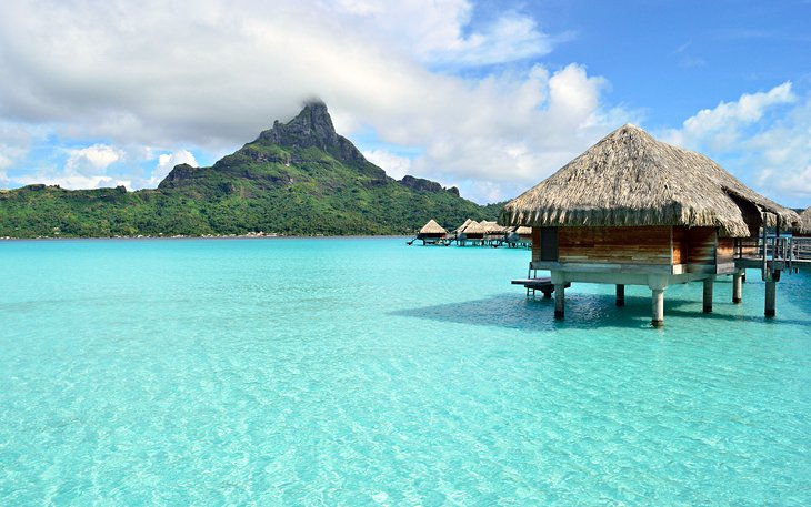 Bora Bora, French Polynesia, best islands in the world, worlds best island