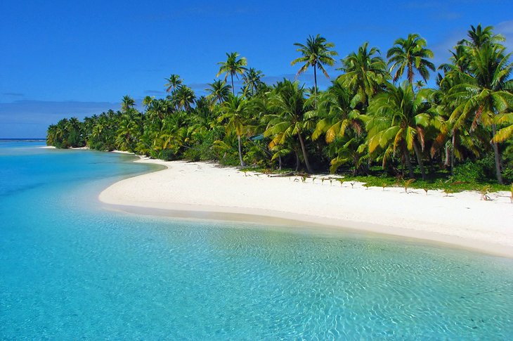The Cook Islands, best islands in the world,