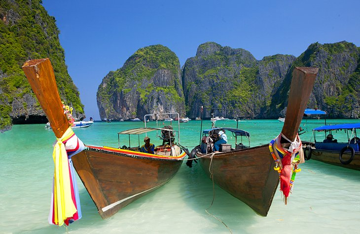 Ko Phi Phi, Thailand, islands