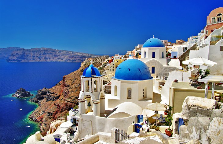 Santorini, Greece, greece islands, best islands in the world, worlds best island