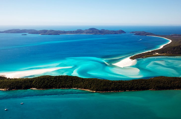 جزایر Whitsunday، استرالیا