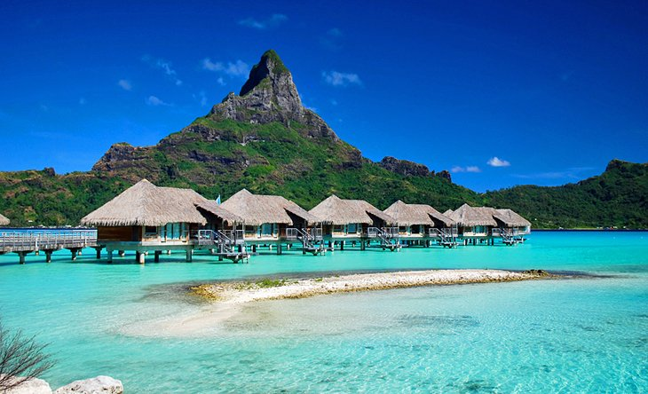 15 best tropical vacations planetware for Best places for a vacation