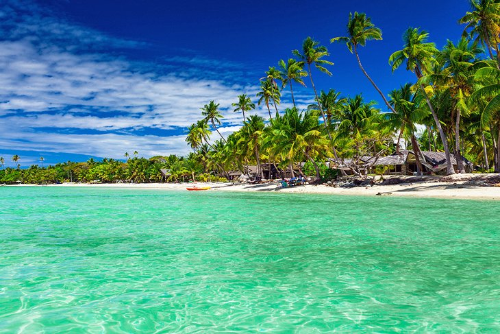 The Mamanuca Islands Fiji